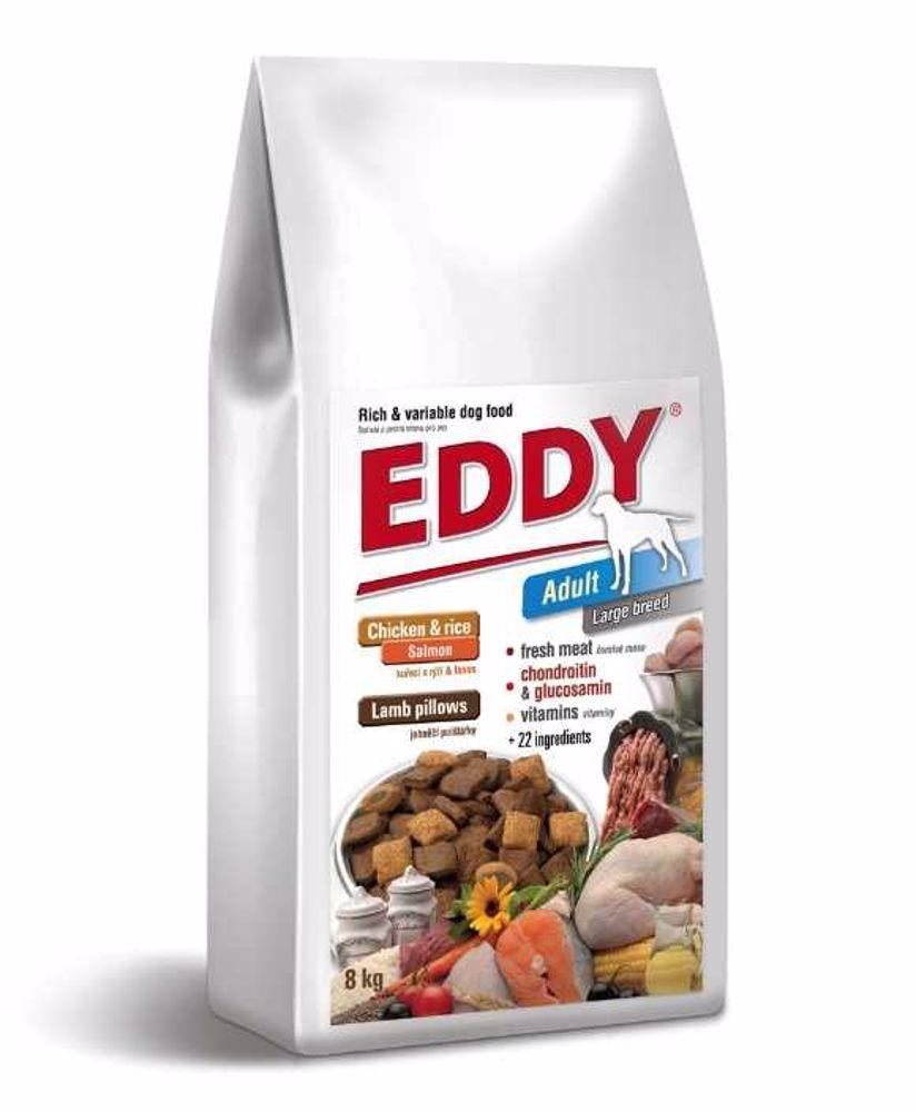 Eddy Dog Adult Large Breeds 8 kg