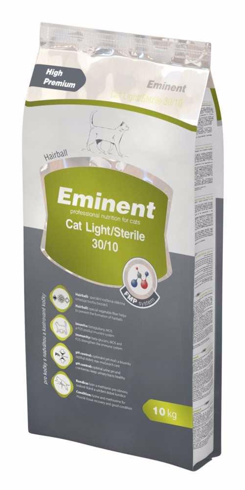 Eminent cat Light/Sterile 10Kg