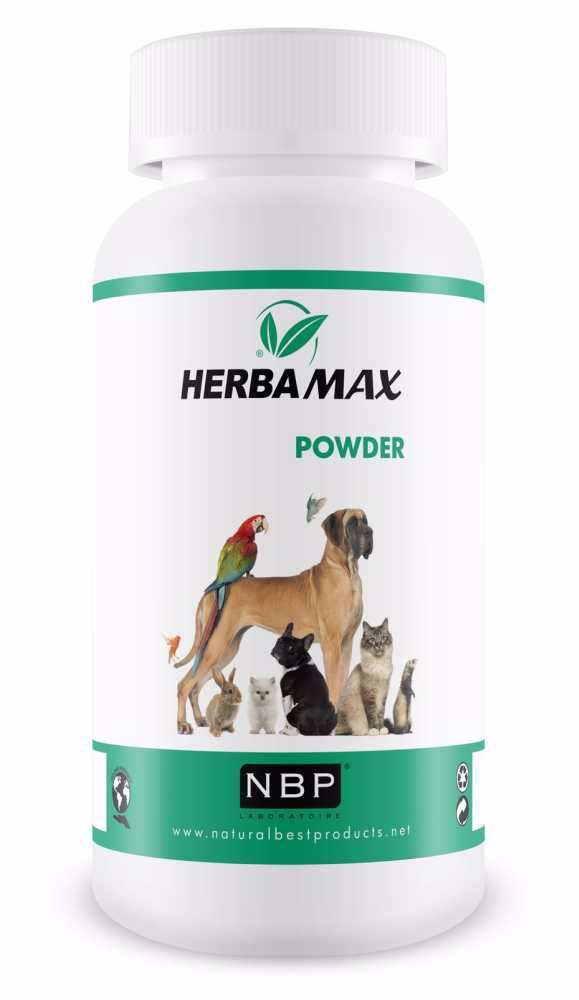 Herba Max Powder 100g antiparazitní pudr-13416