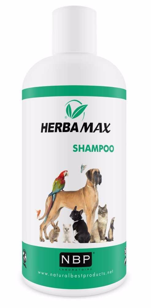 Herba Max Shampoo 200ml antiparazitní šampón-13419