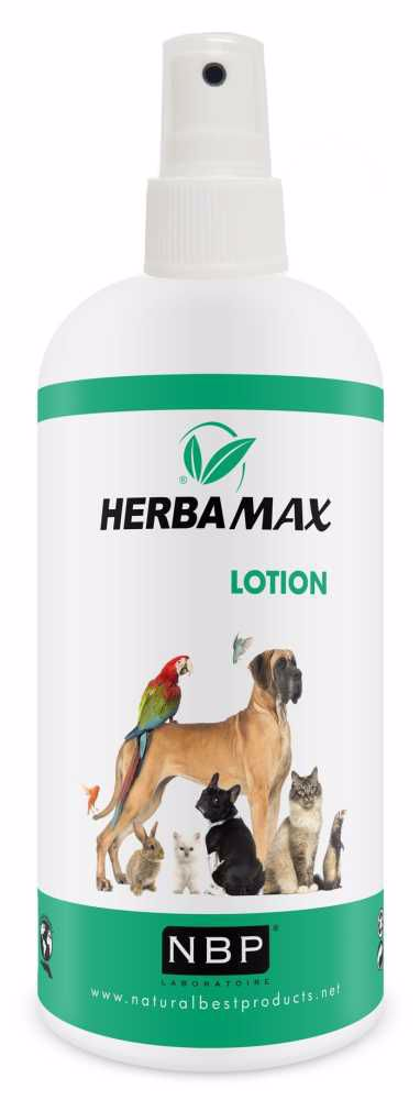 Herba Max Lotion 200ml antiparazitní spray-13420