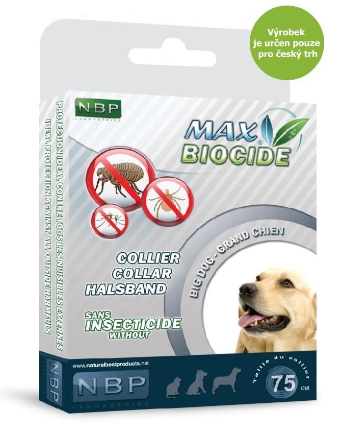 Max Biocide Collar Dog 75cm antipar. obojek-!CZ!-13421
