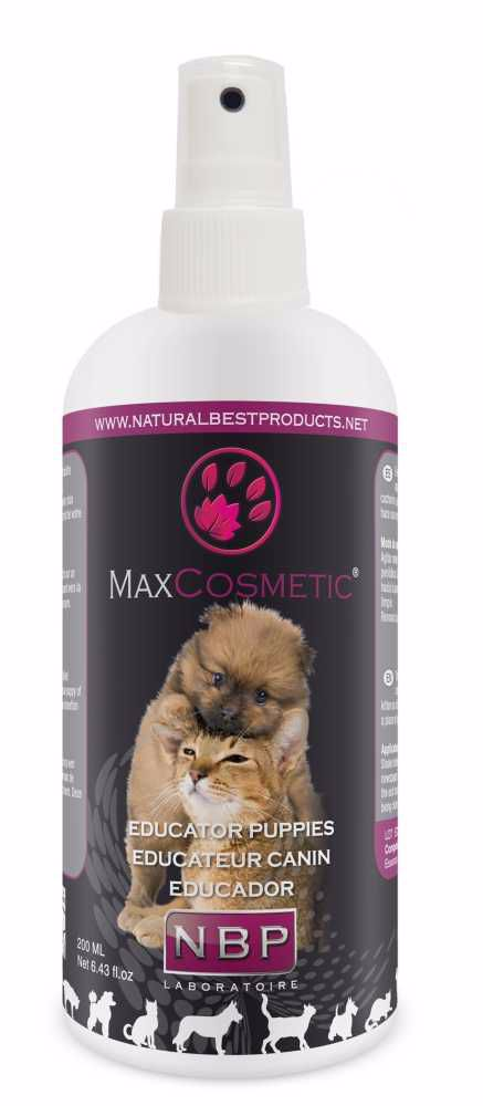 Max Cosmetic Educator Puppies 200ml návykový spray-13437