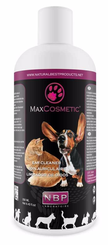 Max Cosmetic Ear Cleaner 200ml - čistič uší-13441