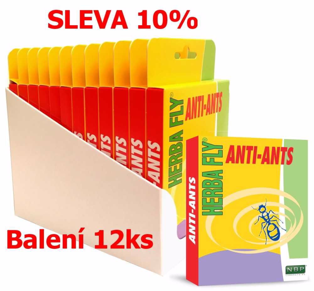 Herba Fly Anti Ants nástraha na mravence (12 ks) SLEVA 10 %