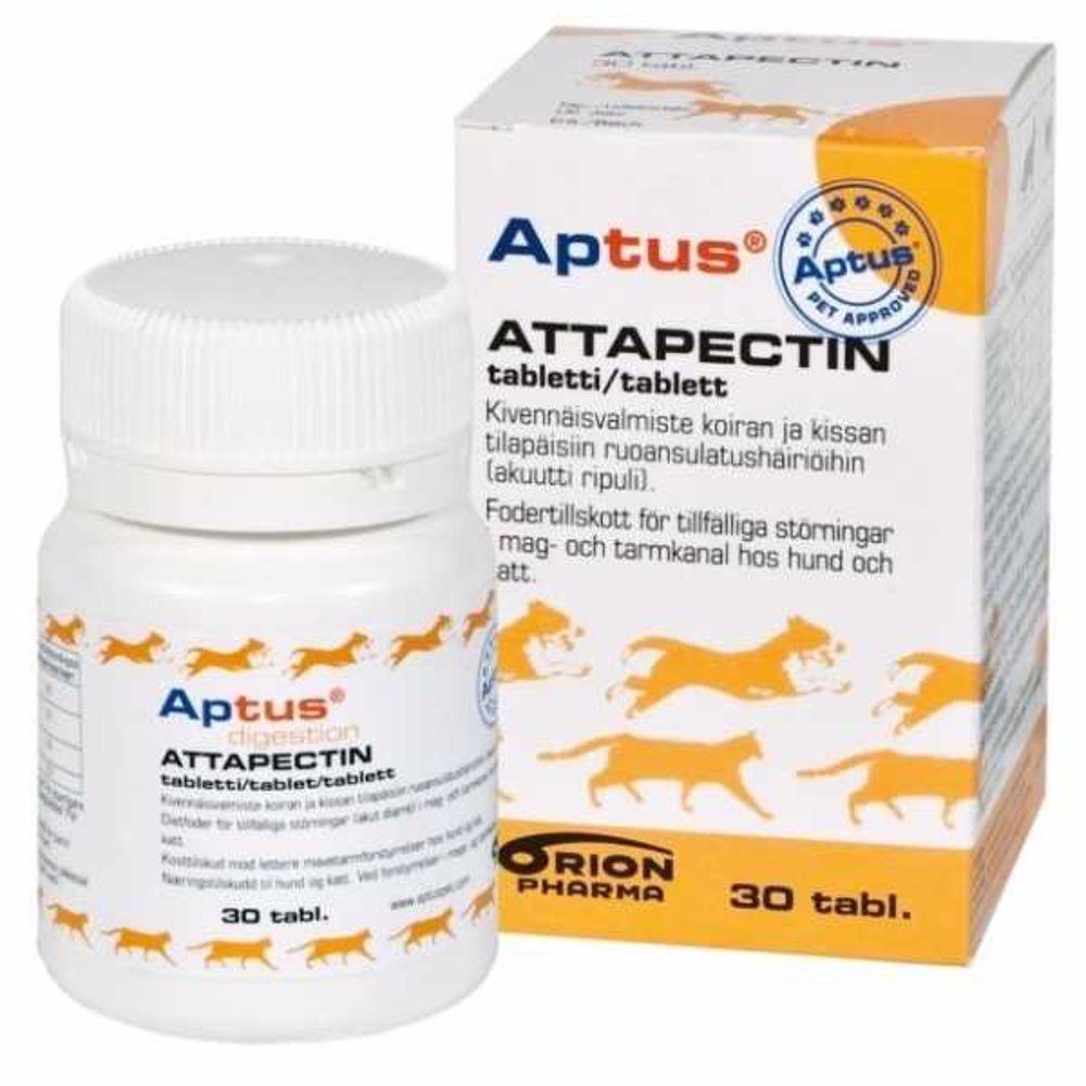 Aptus Attapectin 30 tbl-proti průjmu-13578