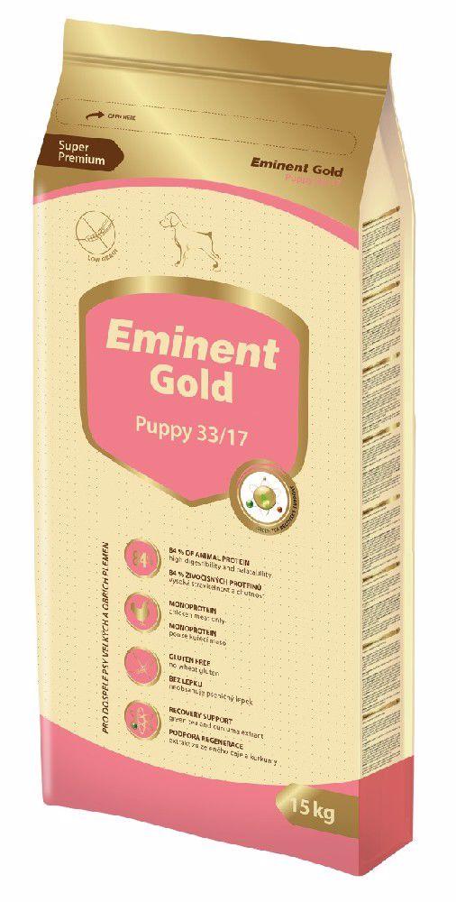 Eminent Gold Puppy
