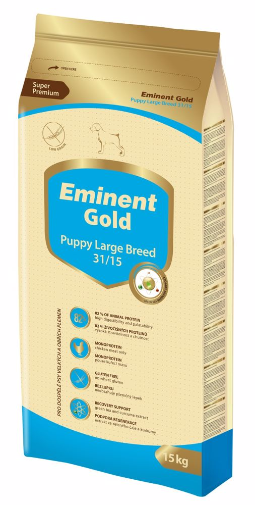 Eminent Gold Puppy Large breed 15Kg