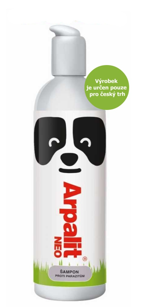 Arpalit šampon proti parazitům 500ml-14035-!CZ!