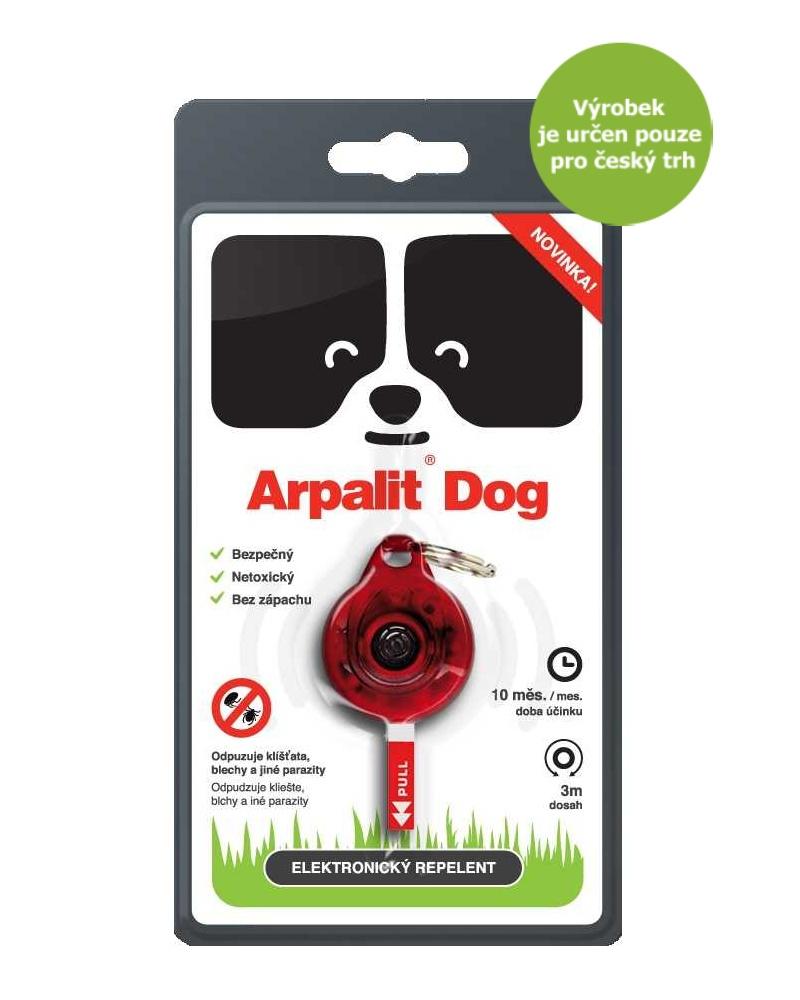 Arpalit Dog elektronický repelent-14037-!CZ!