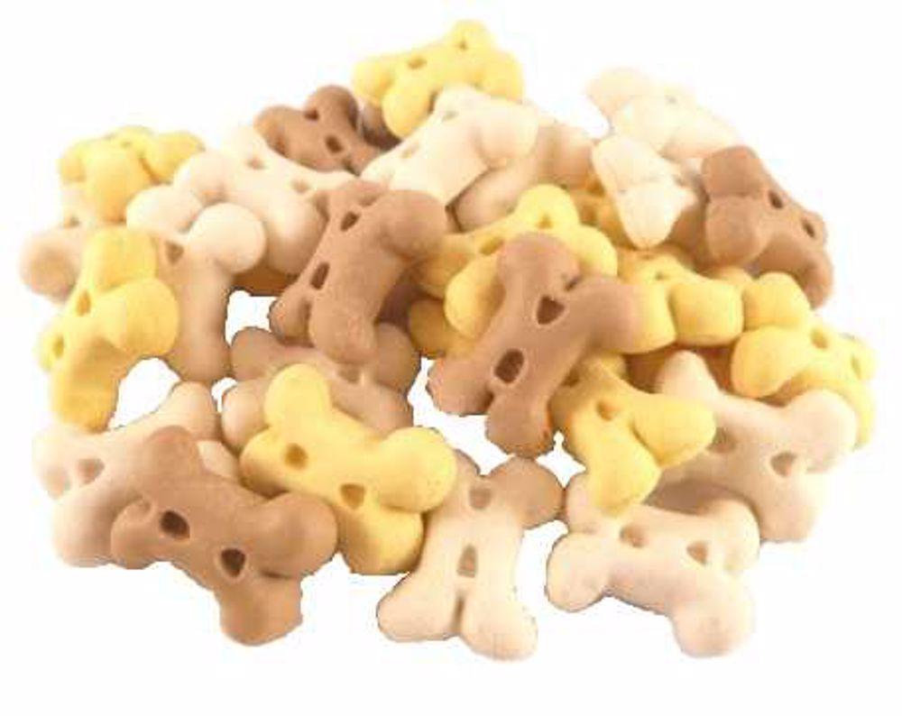 KOSTIČKY-PUPPY MINI vanilkové- sušenky 1kg-14050