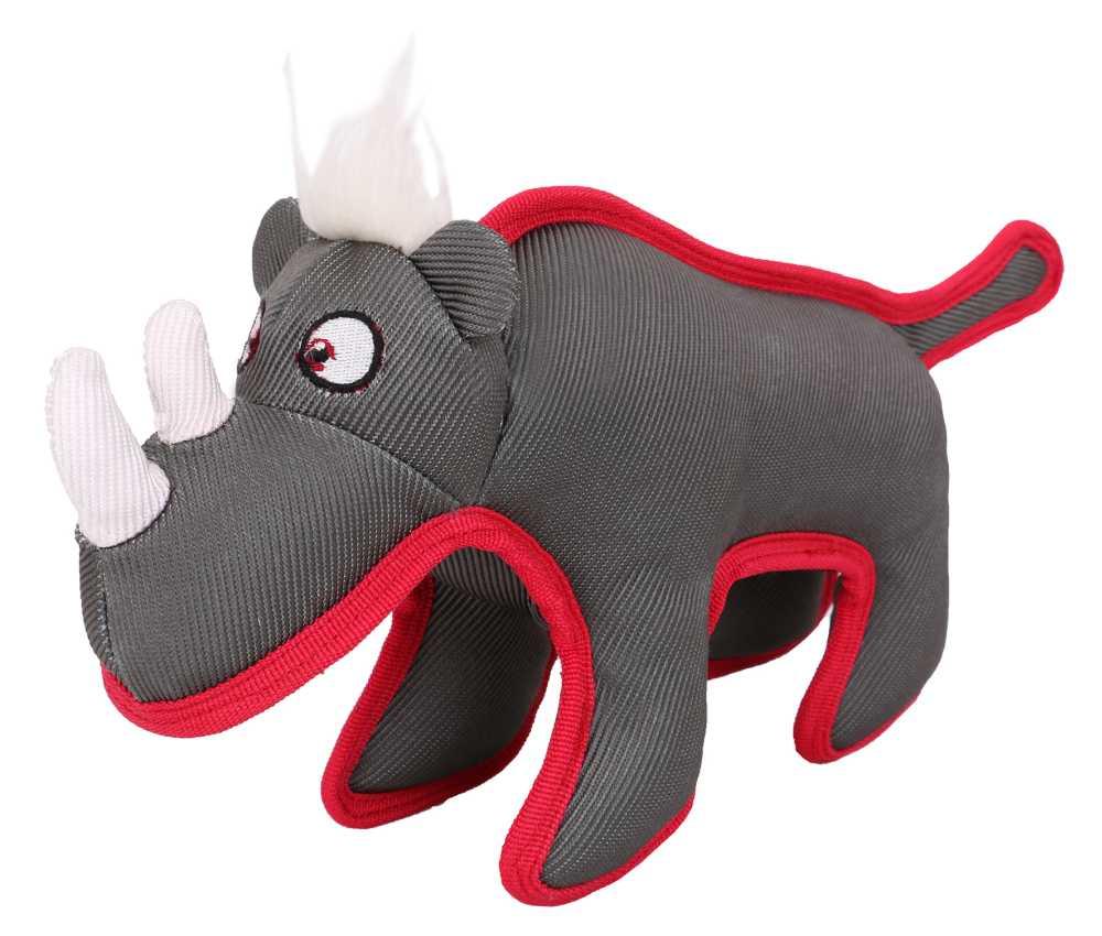 Pevná a odolná hračka Nosorožec