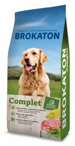 BROKATON Dog Complete 4 kg