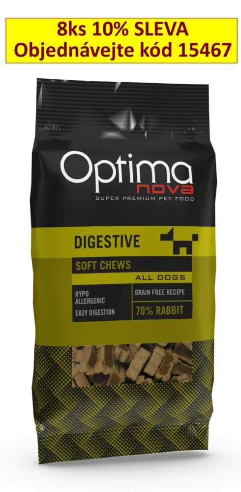 OPTIMAnova Functional Snack Digestive Rabbit 150 g
