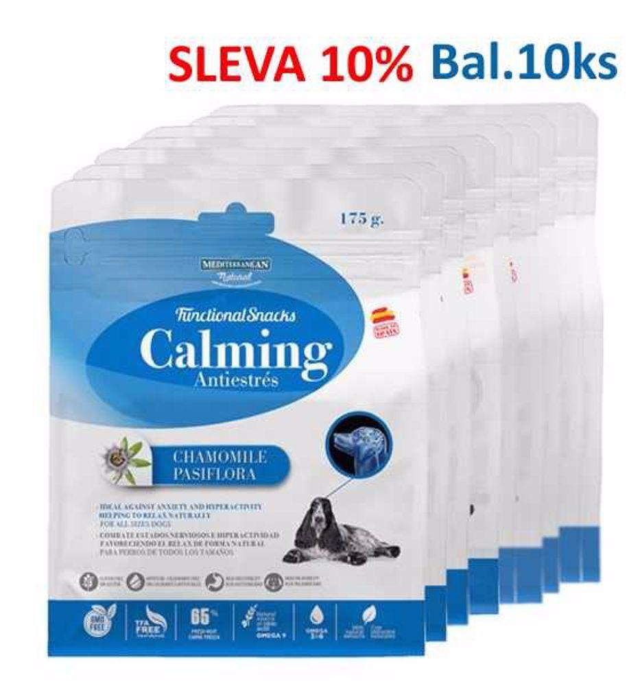 CALMING for Dog 175g Funkční pamlsek-Zklidnění-10ks-AKCE 10%-14581