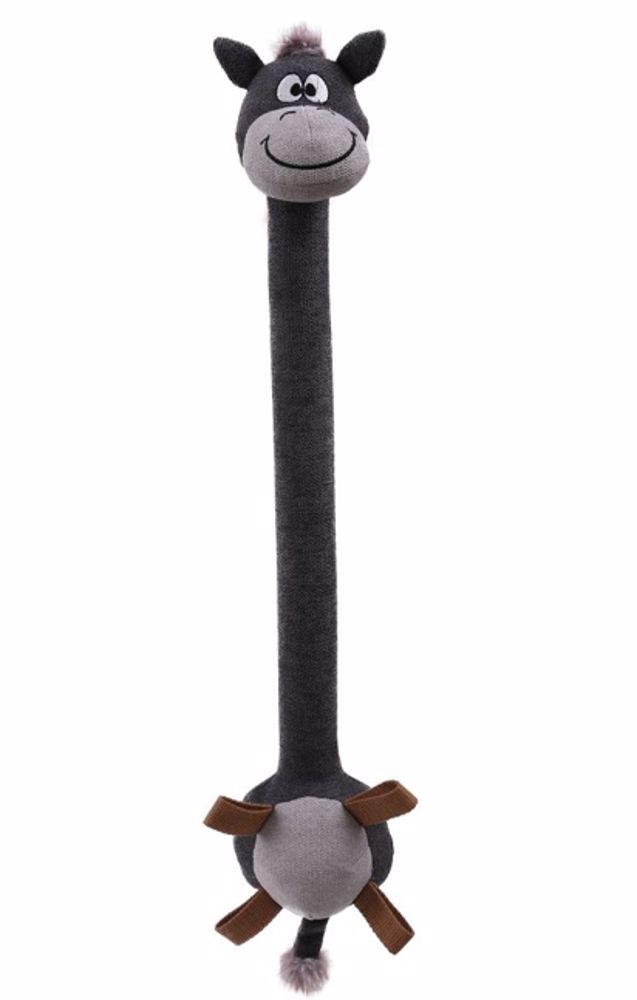 Házedlo, přetahovadlo osel-plyš - 64cm-14975