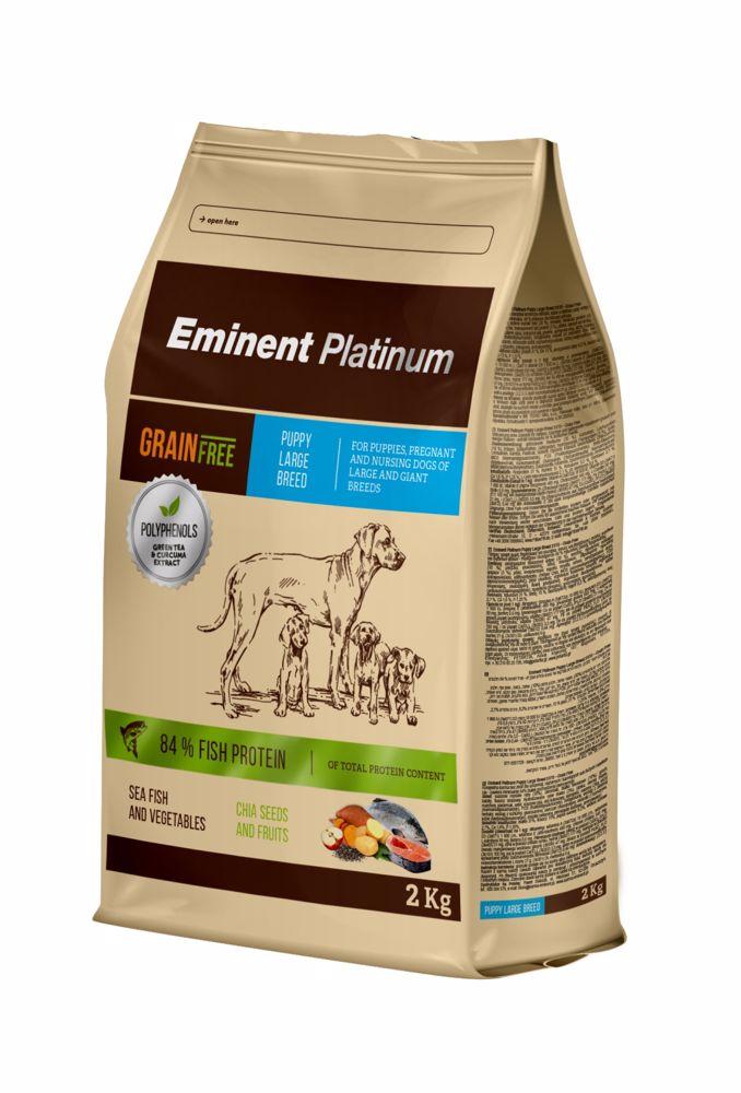 Eminent Platinum Puppy Large Breed 2kg-15328-OBJ