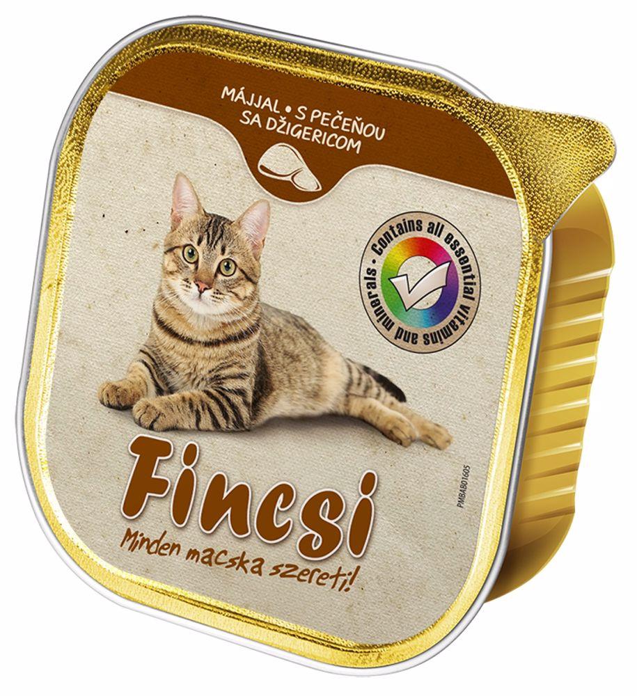 Fincsi Cat játra vanička 100 g