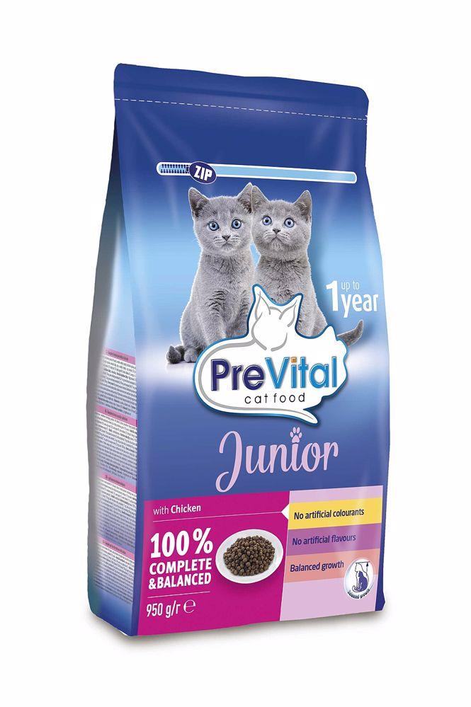 PreVital granule kočka JUNIOR 0,95kg-15406