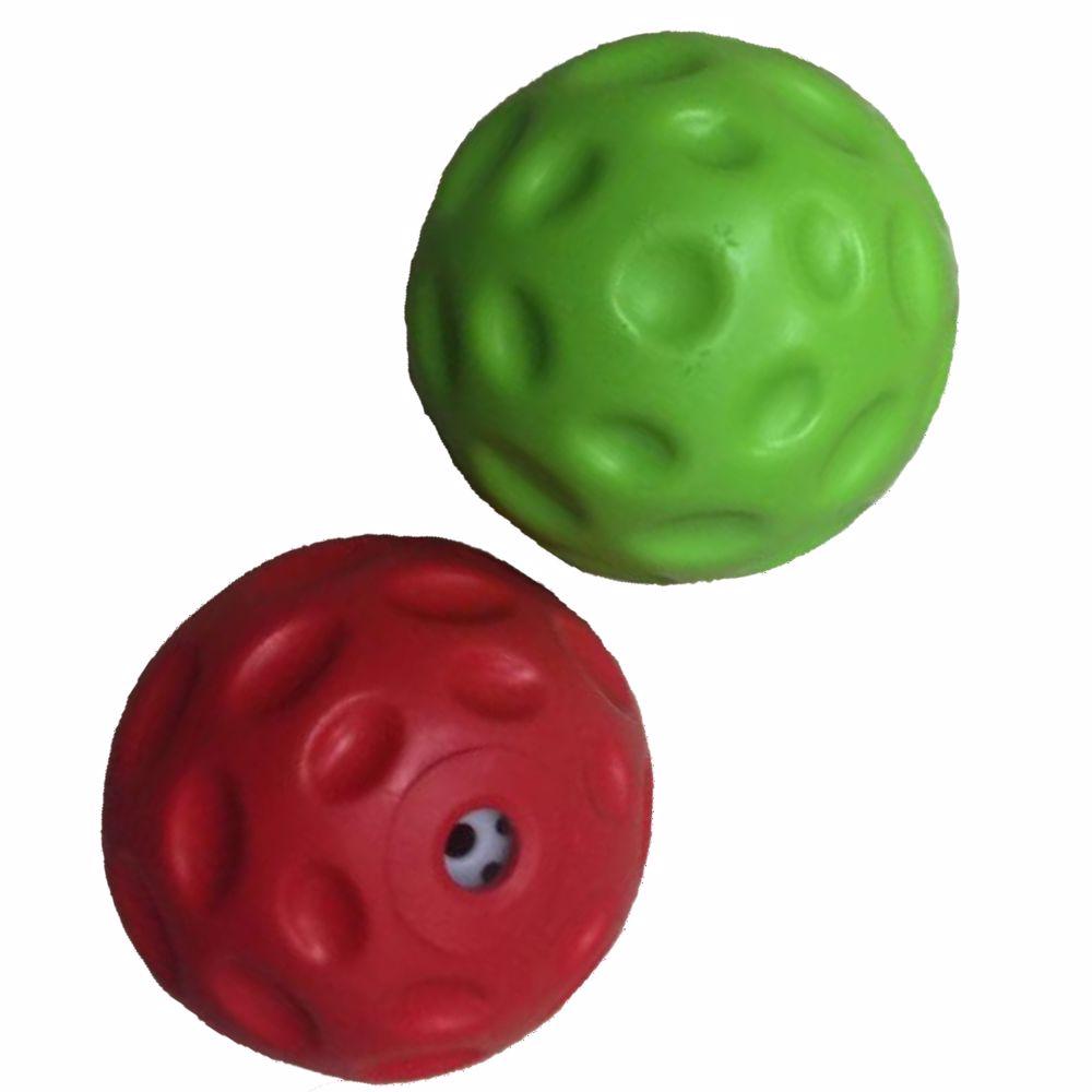 Hračka pes - plovací míček se zvukem