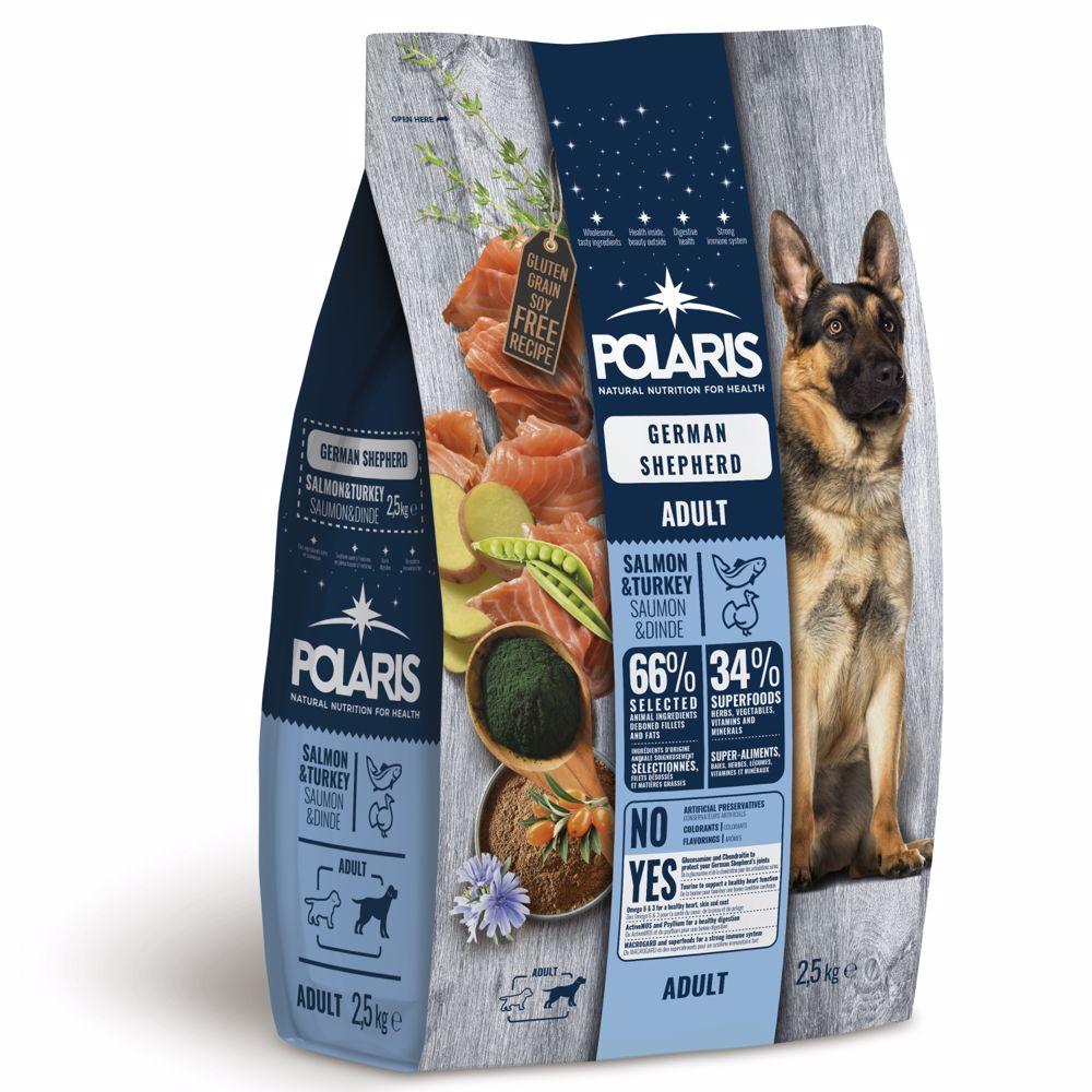 Polaris GF pes Adult něm.ovčák losos, krůta 2,5kg -15650-Z