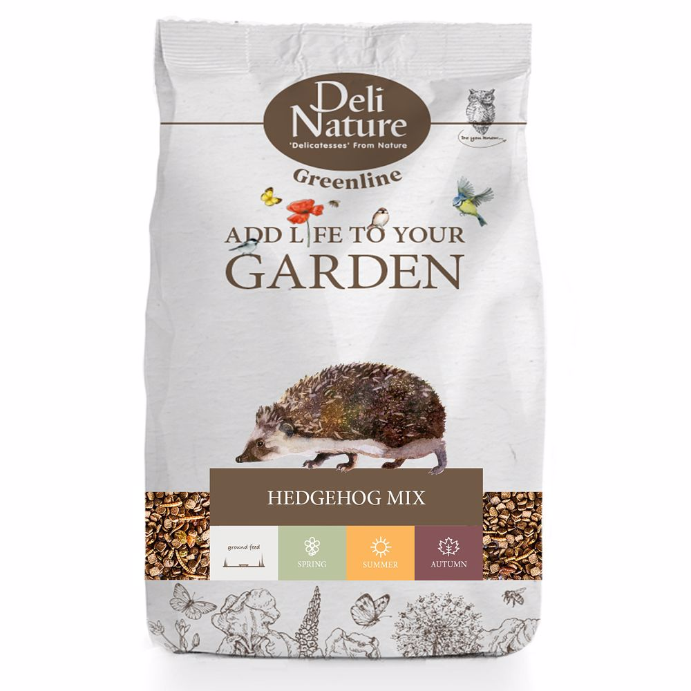 Deli Nature Greenline HEDGEHOG mix-ježek 600g-15665