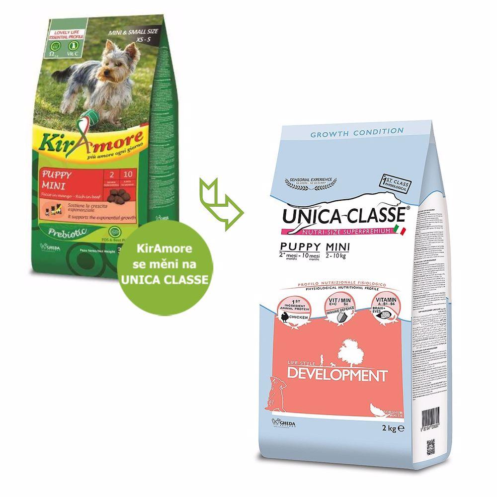 UNICA CLASSE Development Puppy Mini Chicken 2 kg