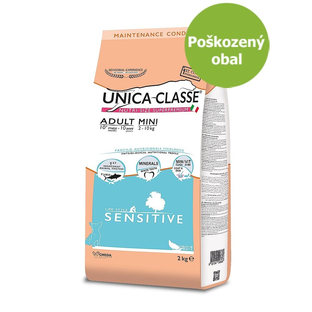 UNICA CLASSE Sensitive Adult Mini Tuna 2 kg