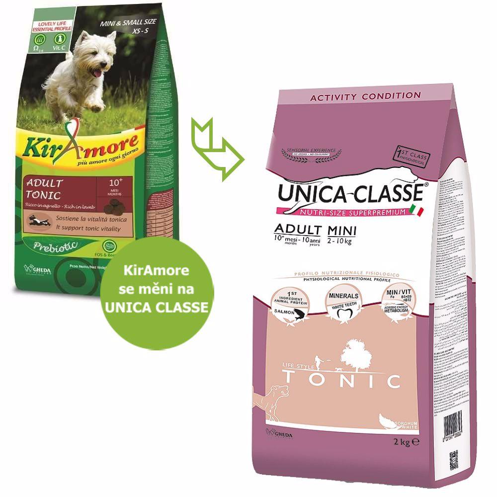 UNICA CLASSE Tonic Adult Mini Salmon 2 kg
