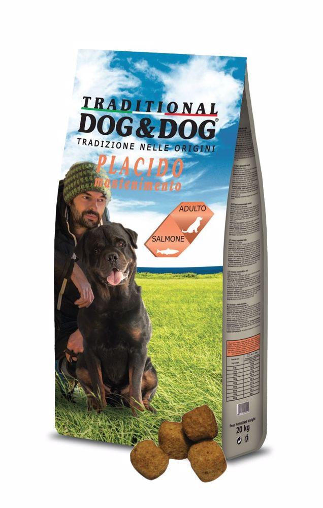 Dog&Dog Placido Salmon 20 kg