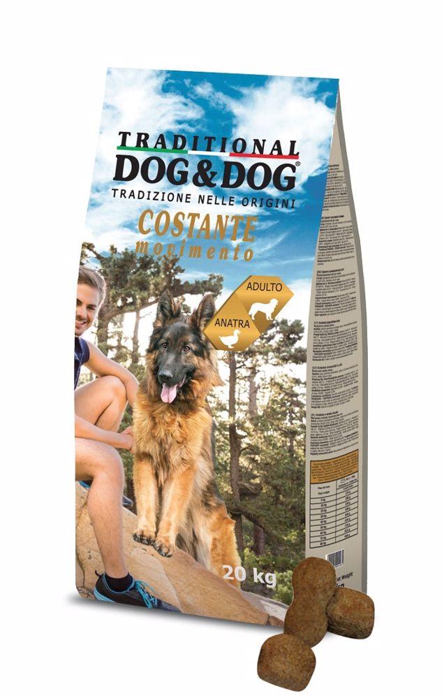 Dog&Dog Costante Duck 20 kg