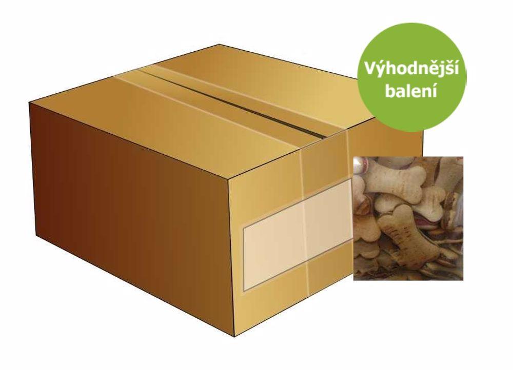 PLNĚNÉ KOSTIČKY MIX sušenky 10kg