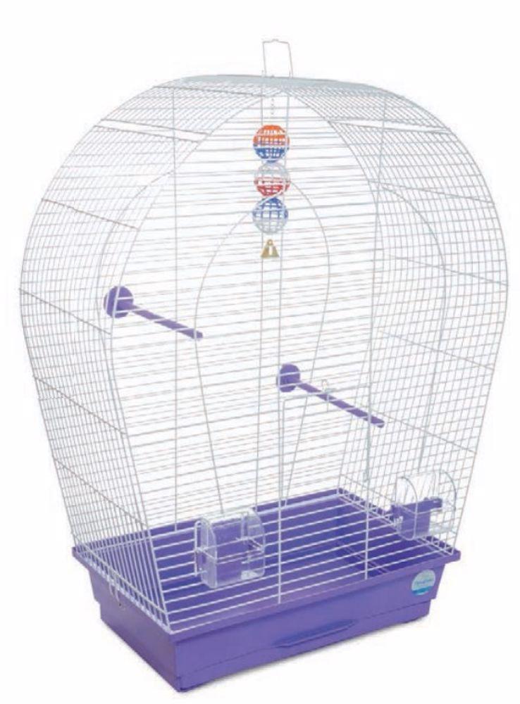 Klec pro ptáky Arka large s výbavou 44 x 27 x 75 cm
