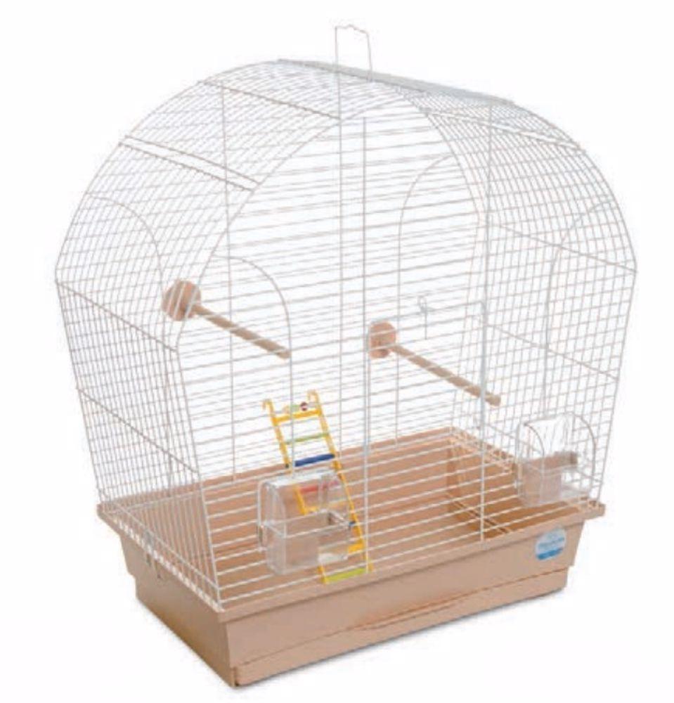 Klec pták s výbavou Lina 44 х 27 х 54 cm
