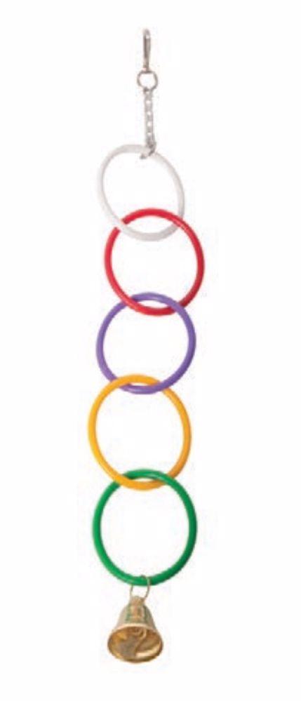 Pět kruhů se zvonečkem 31,5 cm