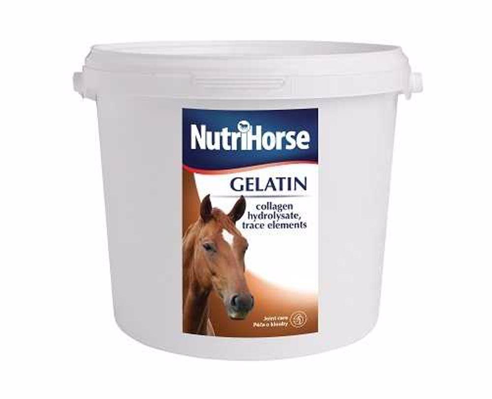Nutri Horse GELATIN kůň 1 kg