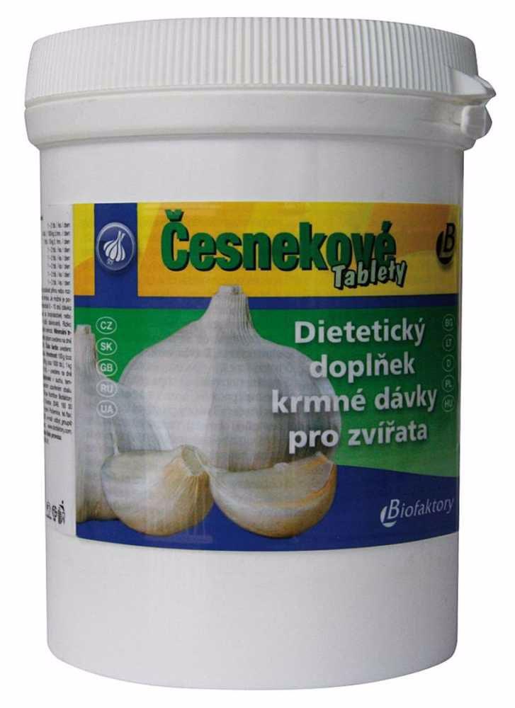 Česnekové tablety (2 000 ks)