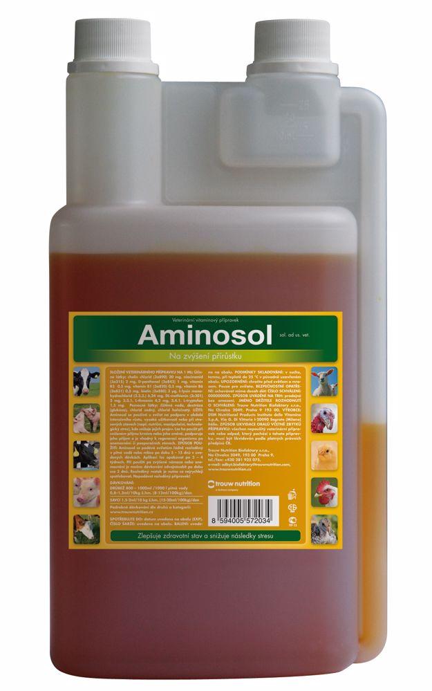 Tekutý Aminosol 30 ml
