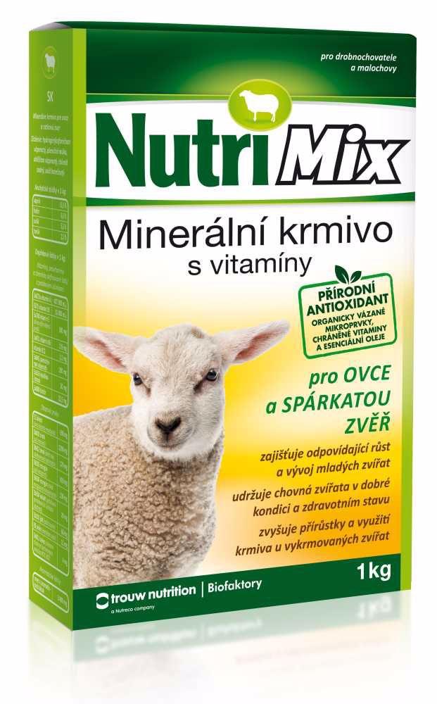 Nutri Mix OVCE a SPARKATÁ ZVĚŘ 1 kg