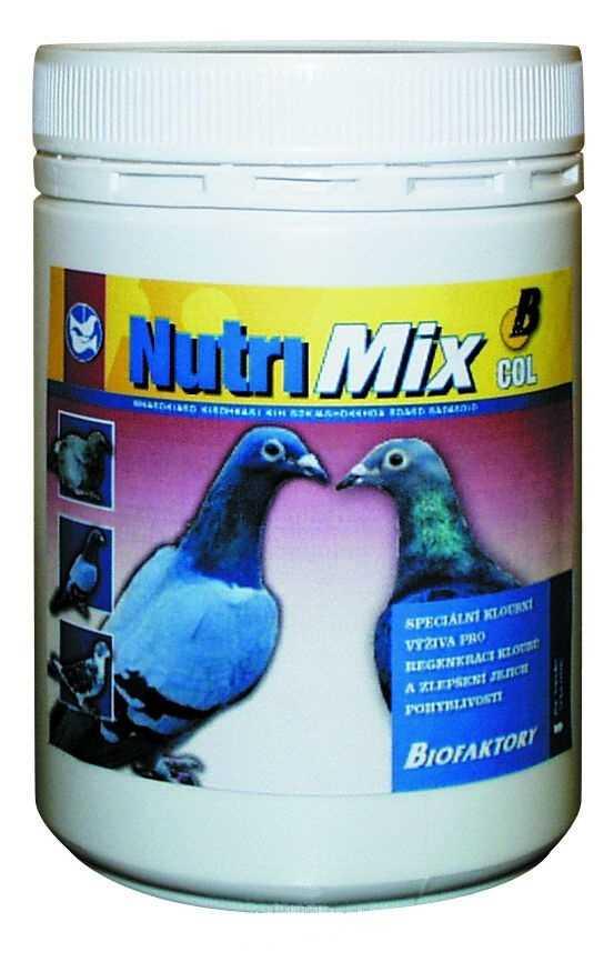 Vitaminominerální doplněk NutriMix COL pro holuby