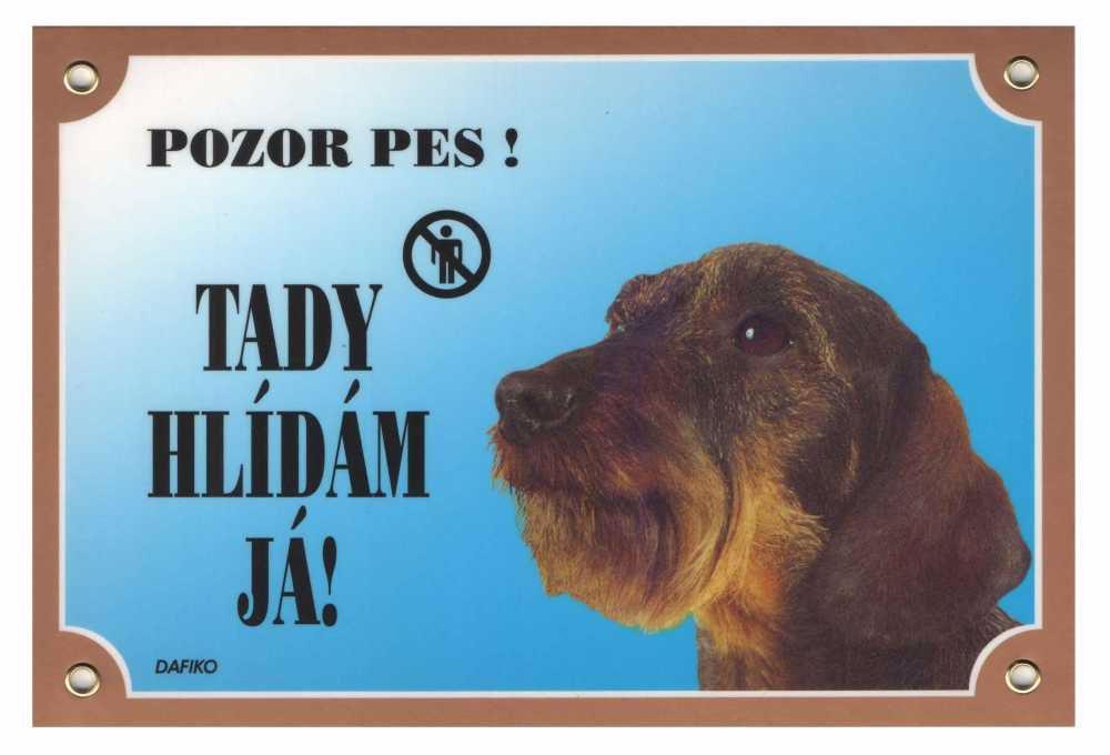 cedulka Dafiko - JEZEVČÍK hrubosrstý-2976