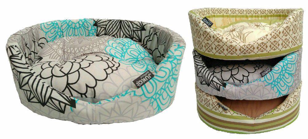 Pelíšek molitan  č.1-36x29x14cm-3608 různé dekory