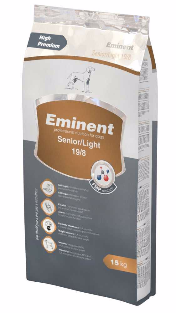 Eminent dog SENIOR & LIGHT 15kg-3759