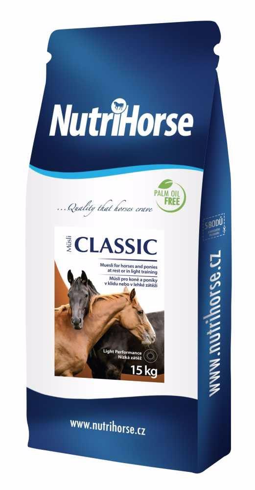 Nutri Horse CLASSIC 15 kg