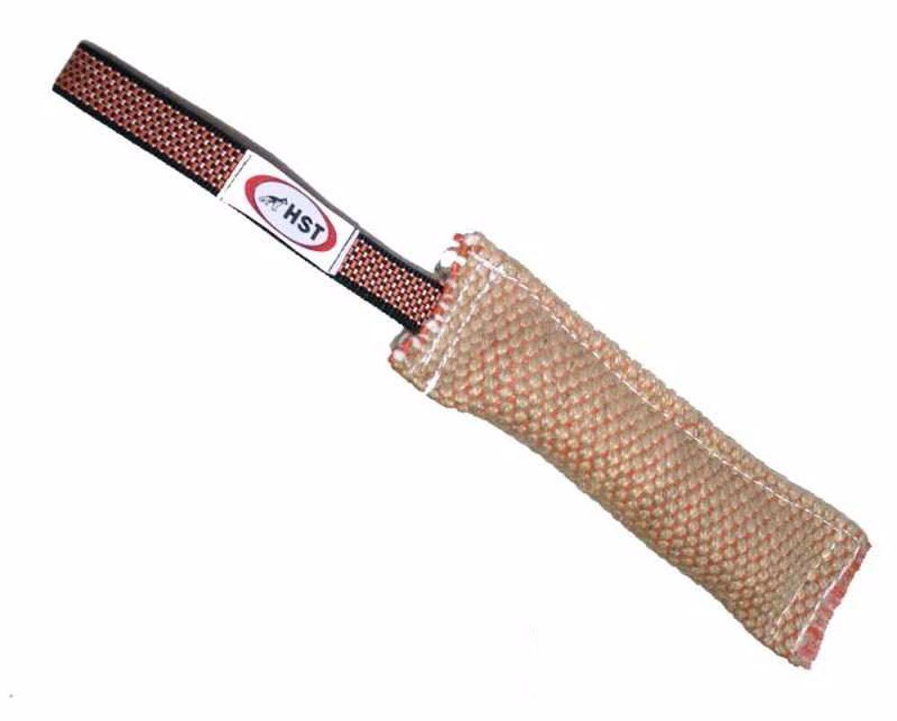 Pešek jutový s 1 poutkem 250x60mm-P019D