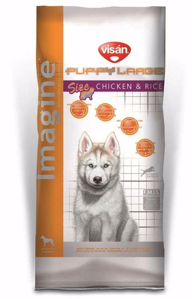 Imagine Dog Puppy Large 3 kg