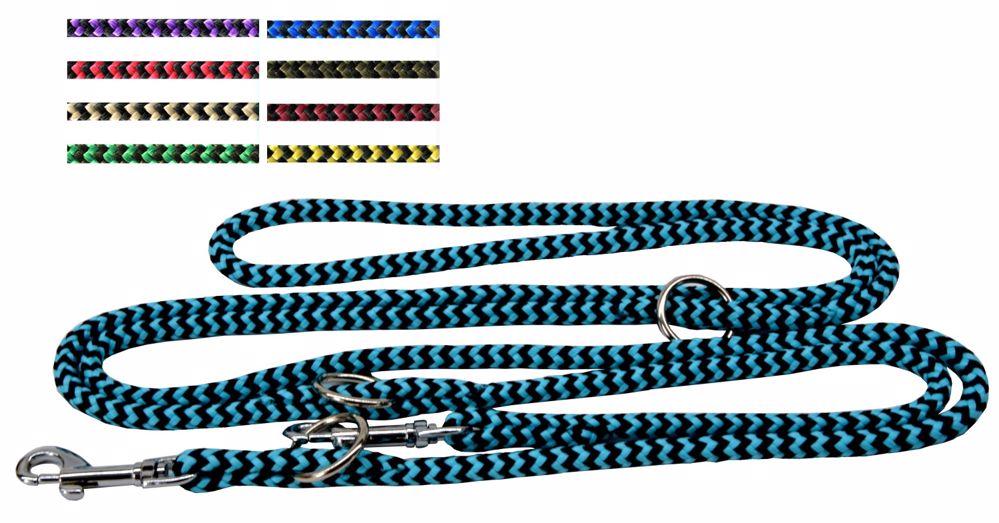 Vodítko Lano-8 přepínací-různé dekory-11522