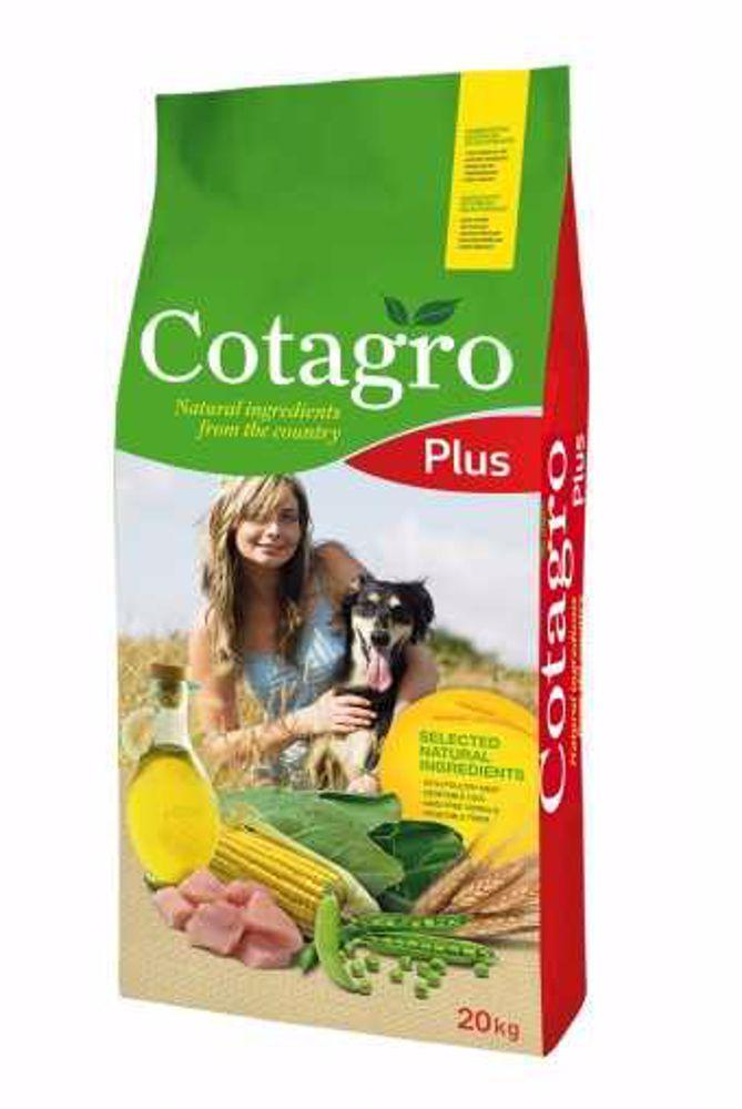 COTAGRO dog PLUS  20kg-6888