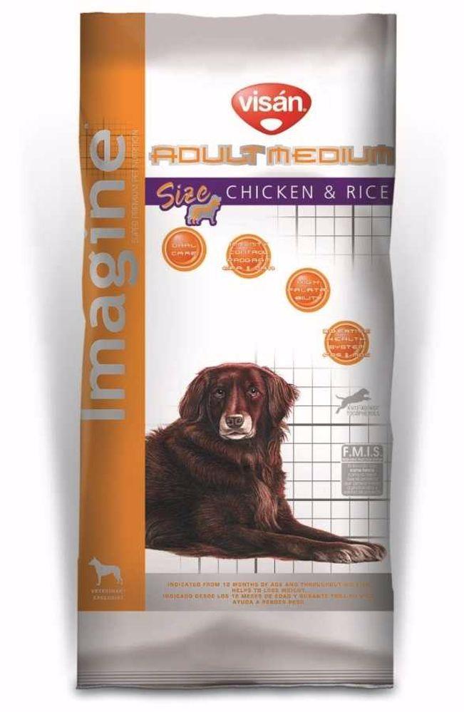 Imagine dog MEDIUM ADULT  12,5kg-7474-Z