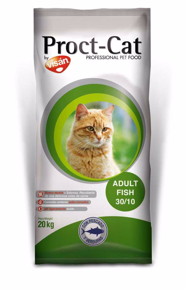 PROCT-CAT Adult  FISH  20kg-7808